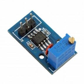 Modulo Generatore Segnale Onda Quadra con NE555