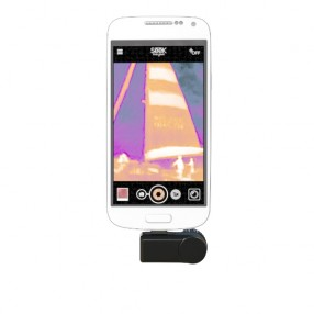 Termocamera per Smartphone Android Seek Compact