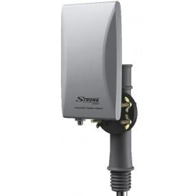 Antenna da esterno attiva DVB-T/T2 SRT ANT 15 ECO