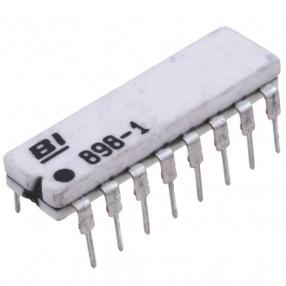 BI Technologies 898-3-R6.8K Rete Resistiva 6,8K Ohm 16 PIN 2%