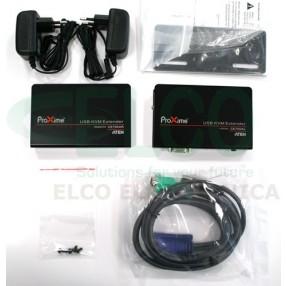 Set KVM Extender USB ATEN CE700A