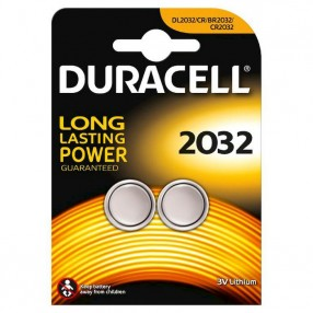 Batteria Duracell 2032 Blister 2 pezzi