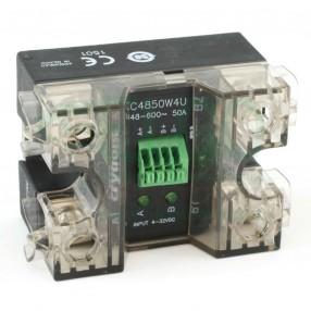 Sensata Crydom CC4850W4U Rele' Statico Dual 50A 600 VAC