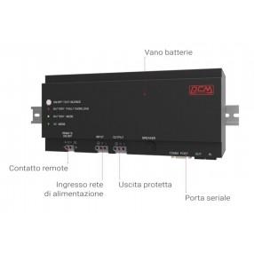 Gruppo di Continuità DIN Rail Powercom DRU850 (