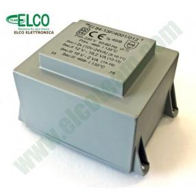 Trasformatore Incapsulato Eichoff 230V - 2x10V, 12V, 10V - 100VA EI84