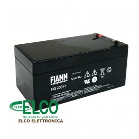 Fiamm FG20341 Batteria ermetica al piombo 12V 3,4Ah