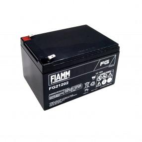 Fiamm FG21202 Batteria ermetica al piombo 12V 12Ah