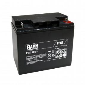 Fiamm FG21803 Batteria ermetica al piombo 12V 18Ah