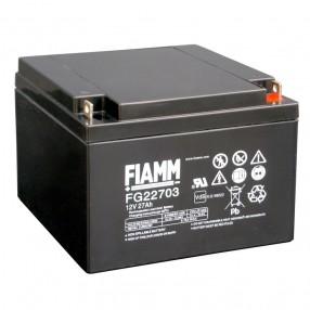Fiamm FG22703 Batteria ermetica al piombo 12V 27Ah