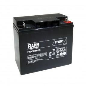 Fiamm FGC21803 Batteria al piombo uso ciclico 12V 18Ah
