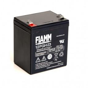 Fiamm 12FGH23 Batteria al piombo 12V 5Ah ad alta corrente di scarica