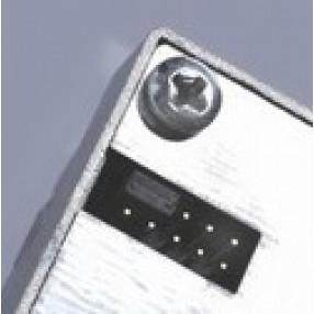 Dettaglio ponticello per telealimentazione