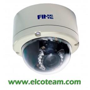 Telecamera IP Dome antivandalo 2Mpixel Fine CDV-3VM501