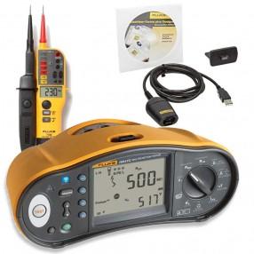PROMO FLUKE 1664FC con tester Fluke T150 e Software Fluke FVF-SC2 in Omaggio