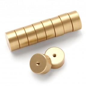 Fluke 810SMP Vibration Tester Sensor Mounting Pads (10 pack)