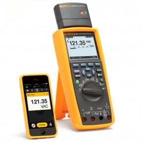 Compatibile con App Fluke Connect con modulo opzionale IR3000 FC