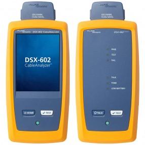 Fluke Networks DSX-602-PRO CableAnalyzer™ Certificatore Reti LAN Cat 6/Cat 6a