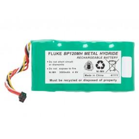 FLUKE BP120MH Pacco Batteria per FLUKE Serie 120