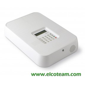 Centrale filare e wireless Nice HSCU1GC con combinatore GSM e PSTN