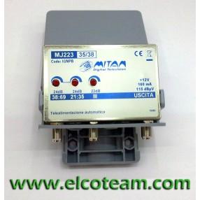 Amplificatore da palo Mitan MJ223