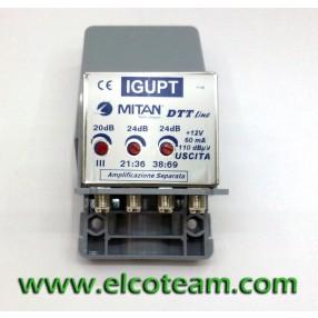 Amplificatore da palo Mitan IGUPT