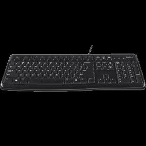 Logitech K120 tastiera USB QWERTY Italiano colore Nero