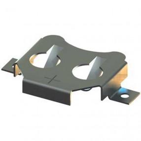 Keystone 3012 Contatto portabatteria SMD per batterie a bottone diametro 16mm