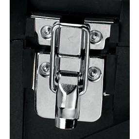 Todd MB818 Valigetta Portautensili con coperchio in acciaio Inox