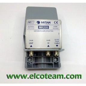 Amplificatore da palo Mitan MK220