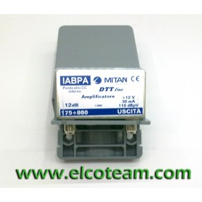Amplificatore da palo Mitan MP110T