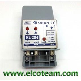 Amplificatore da palo Mitan MPEU232