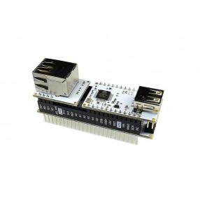 Linino™ dogRJ45 + dogUSB installate su Linino™ One