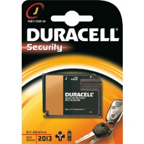 Pila DURACELL Security J - 7K67