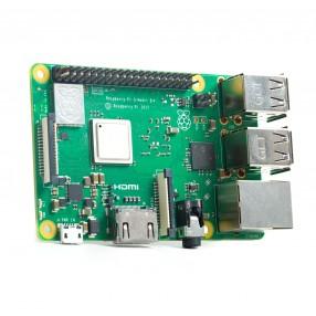 Raspberry Pi 3 Model B+ 1GB BCM2837B0 SoC, IoT, PoE