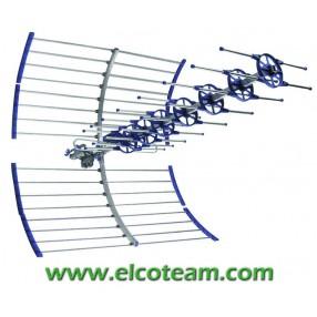 Antenna UHF Mitan BLK47 DTU50