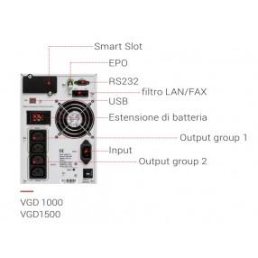 Gruppo di Continuità Vanguard VGD1500