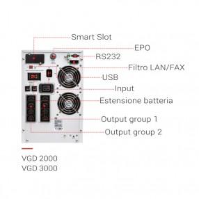 Gruppo di Continuità Vanguard VGD3000