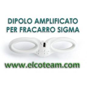 Dipolo amplificato Fracarro SIGMA PWR HD