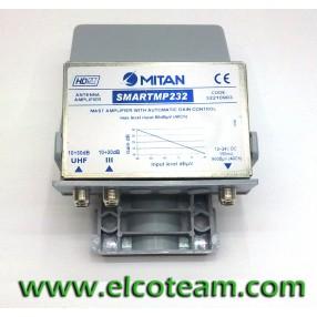 Amplificatore da palo Mitan SMARTMP232