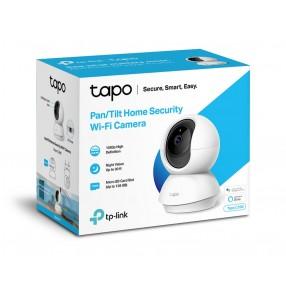 Tp-Link Tapo C200 Telecamera Cloud Wi-Fi HD Pan/Tilt con Storage Micro SD
