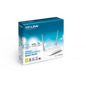 Tp-Link TD-W8961ND Modem Router ADSL N300