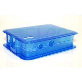 Case Tekberry Blu Trasparente
