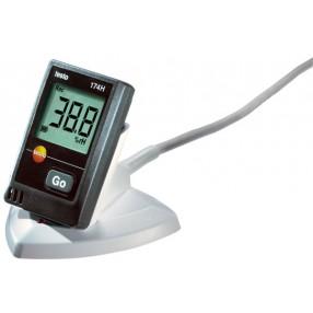 Testo 174 H Set mini Datalogger di Temperatura e Umidità