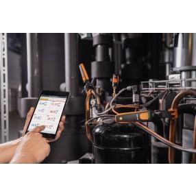 Testo 115i Termometro a Pinza Bluetooth 100 metri con App