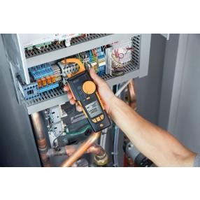 Testo 770-1 Multimetro a pinza AC/DC a vero valore RMS