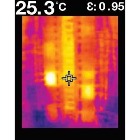 FLIR TG165 - Immagine IR su Circuiti Attivi
