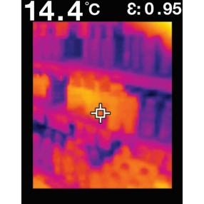 FLIR TG165 - Immagine IR Refrigeramento