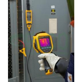 Termocamera Fluke Ti300 con connettività con il sistema wireless* CNX™