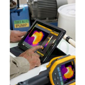 Termocamera Fluke Ti400 con Software SmartView