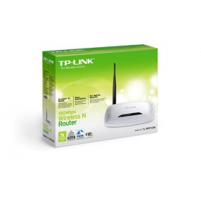Tp-Link TL-WR740N - Wireless Line N Router 150Mbps